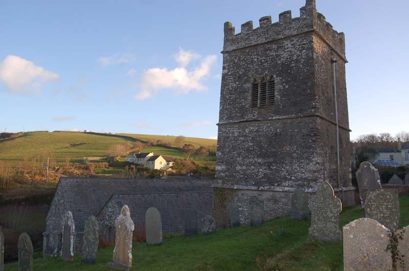 Talland - Parish Church