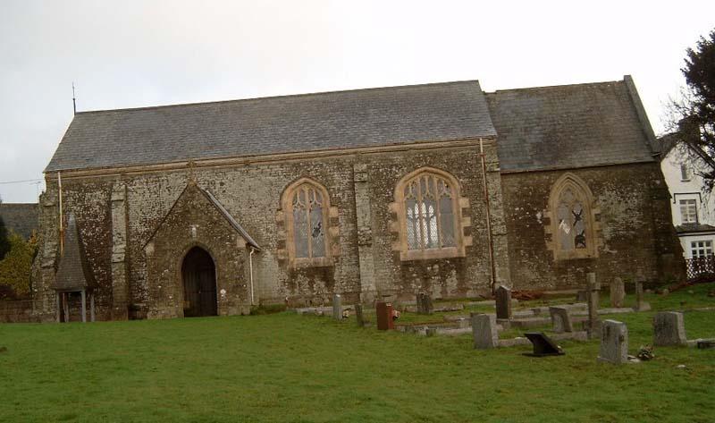 Tideford - Parish Church