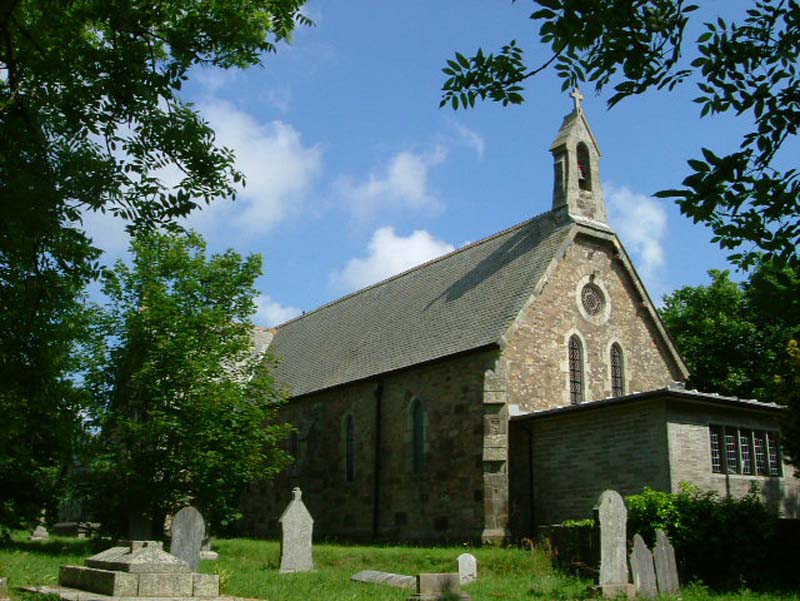Treleigh - Parish Church