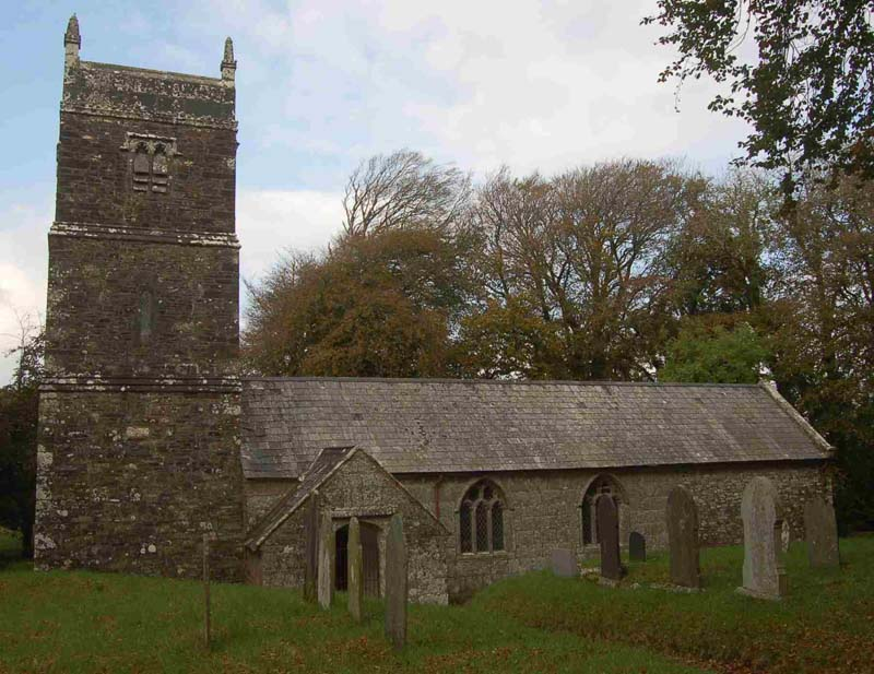 Treneglos - Parish Church