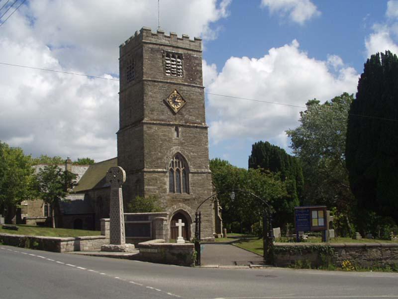Tywardreath - Parish Church