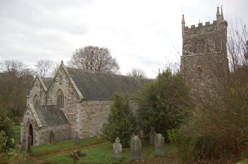 Veryan - Parish Church