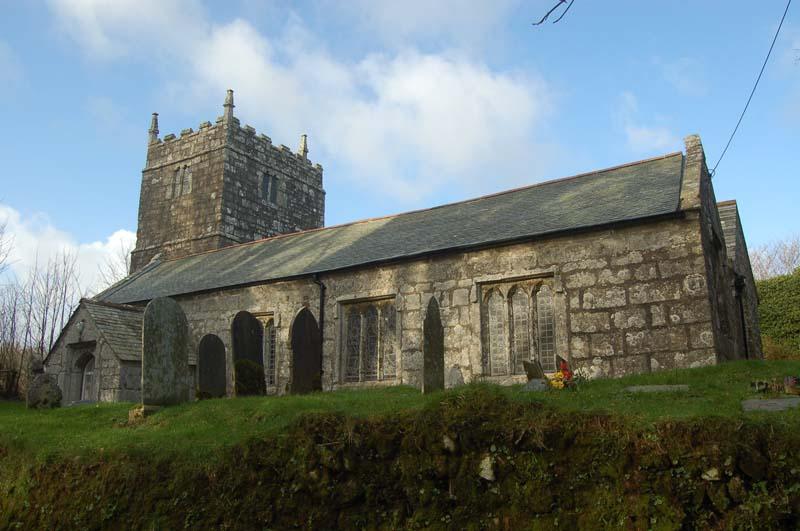 Warleggan - Parish Church