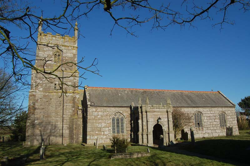 Wendron - Parish Church