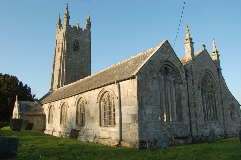 Withiel - Parish Church