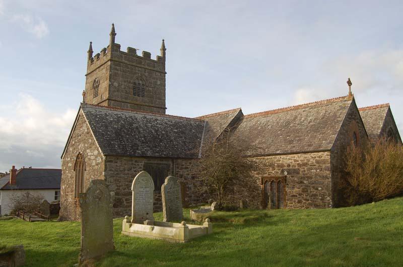 Zennor - Parish Church