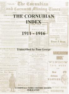 Cornubian Index