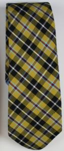 Gold Silk Tie