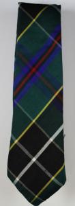 Green Cotton Tie